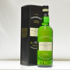 020352 Cadenhead's Pittyvaich Glenlivet 18 Year Old Cask Strength