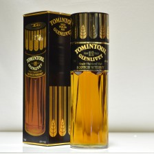 020927 Tomintoul Glenlivet 12 Year Old Perfume Bottle