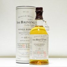 020186 Balvenie Single Barrel 15 Year Old