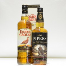 020425 Famous Grouse & 100 Pipers