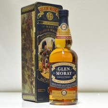 020466 Glen Moray Black Watch 16 Year Old