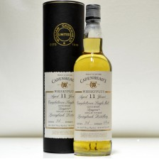 020349 Cadenhead's Longrow 11 Year Old