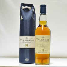 020902 Talisker 10 Year Old  In Bag