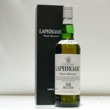 020686 Laphroaig 1994 Royal Warrant