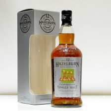 020581 Hazelburn 12 Year Old