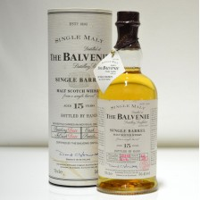 020185 Balvenie Single Barrel 15 Year Old