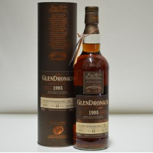 020487 Glendronach 1995 - 15 Year Old Pedro Ximinez