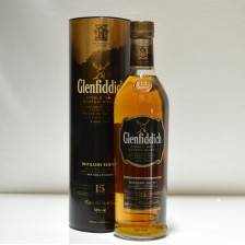 020508 Glenfiddich 15 Year Old Distillery Edition
