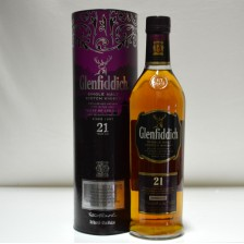 020512 Glenfiddich 21 Year Old Rum Cask 40th Anniversary