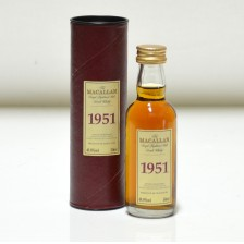 020727 Macallan 1951 Mini