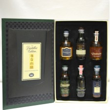 020387 Classic Malts Distillers Edition Collection
