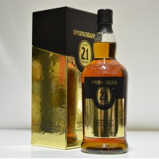 020895 Springbank 21 Year Old