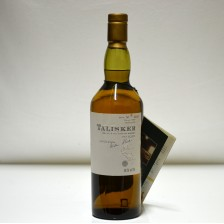 020909 Talisker Limited Edition Signed