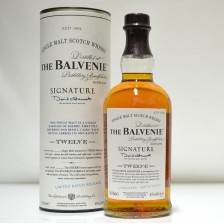 020184 Balvenie Signature Batch #001