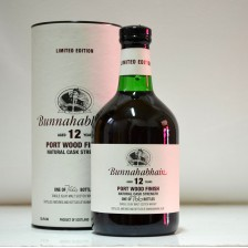 020334 Bunnahabhain 12 Port Wood