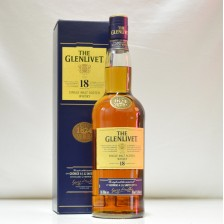 020533 Glenlivet 18 Year Old