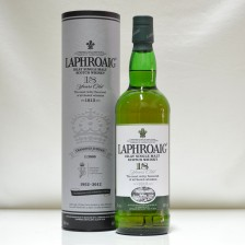 020685 Laphroaig 18 Year Old Diamond Jubilee