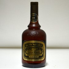 020229 Bowmore 12 Year Old Dumpy Bottle