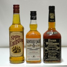 020882 Spirit Of Lousiana, Kentucky Jack & Evan Williams